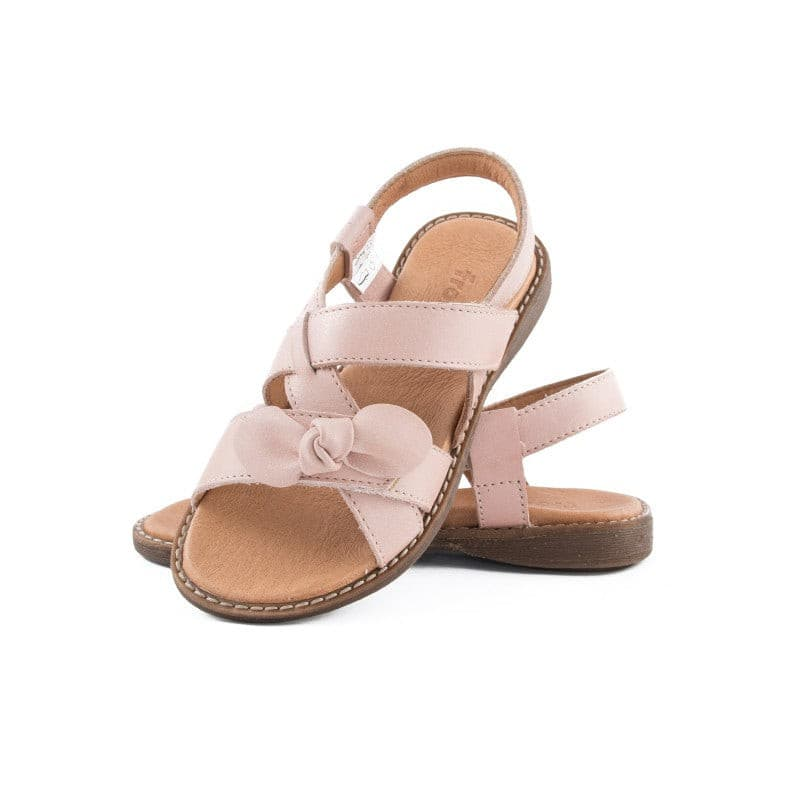 FRODDO Nude Leather sandals
