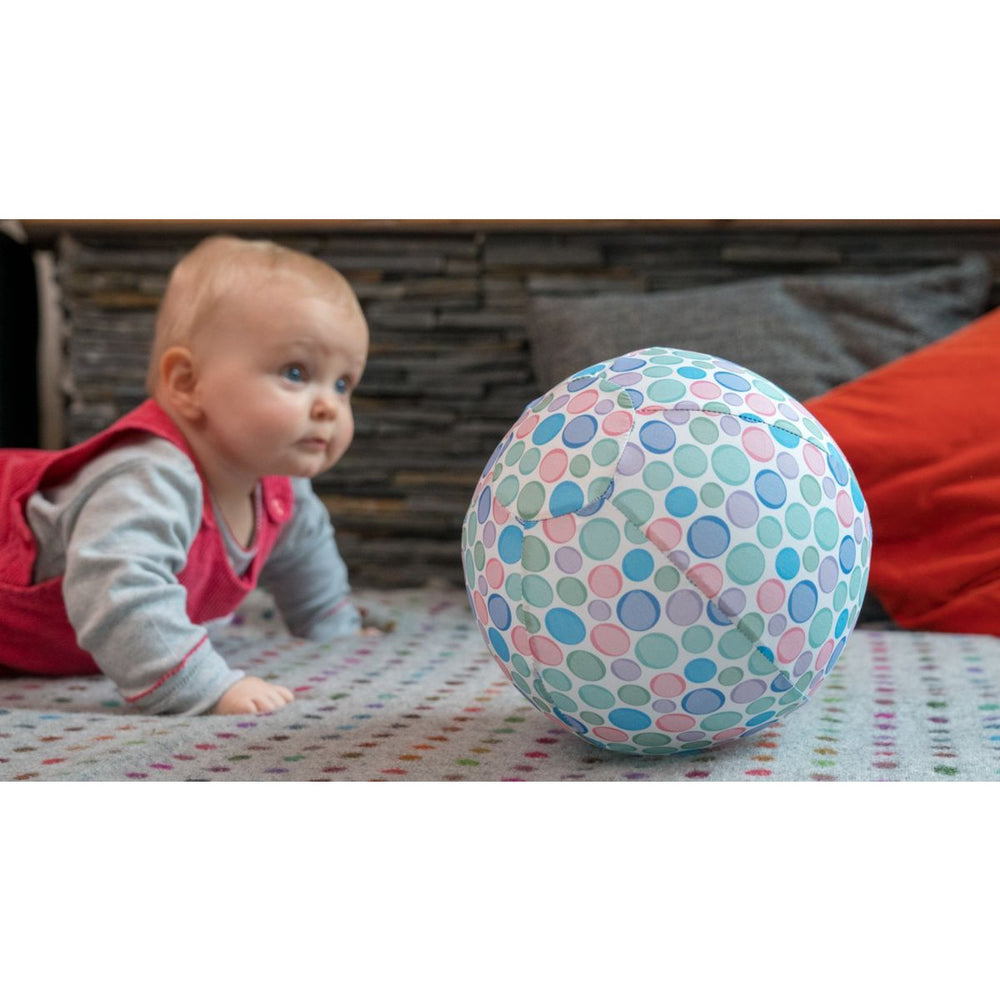 BubaBloon Signature Print - Multi Pastel Balloon Cover Toy