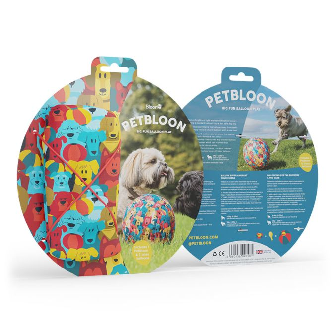 PETBLOON - DOG BALLOON TOY
