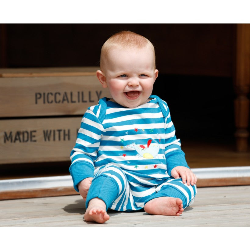 Piccalilly Baby Romper - Magic Dragon