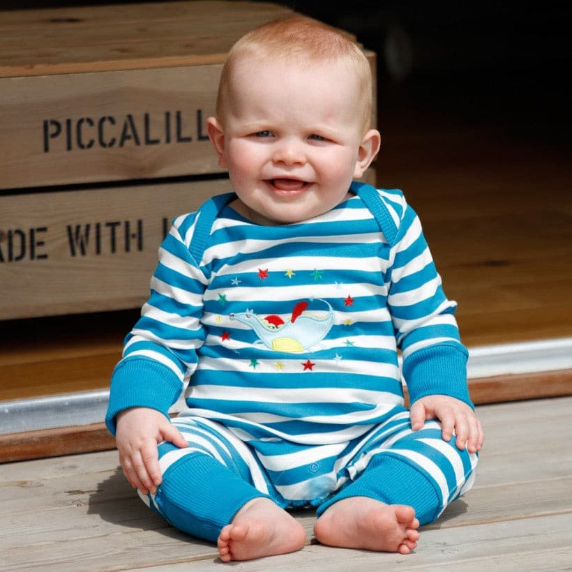 Piccalilly Baby Romper - Magic Dragon - little-yu-boutique - Romper