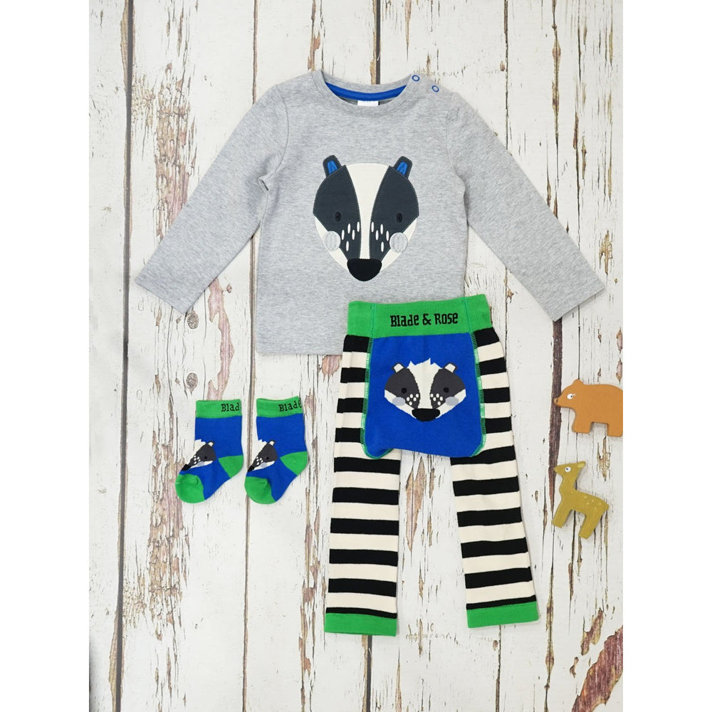 Blade & Rose Pip The Badger Top.