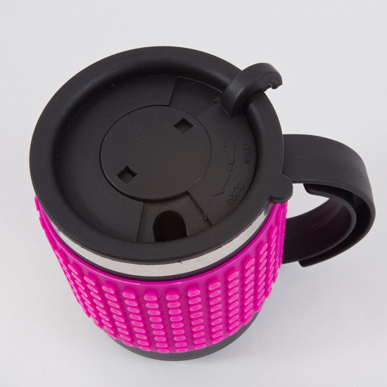 Pixie Crew Thermo Mug - Pink