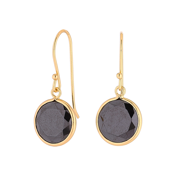 Black Harmony Earring