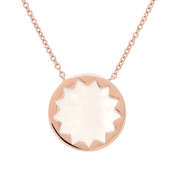 White Harmony Necklace