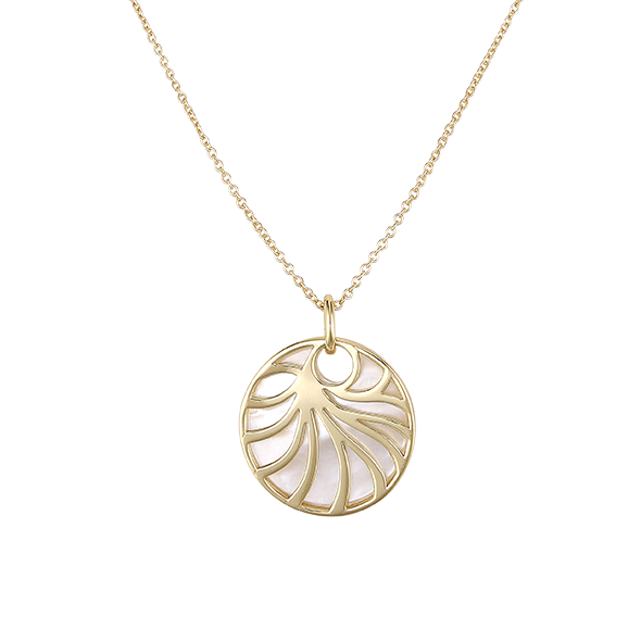 White Glory Necklace
