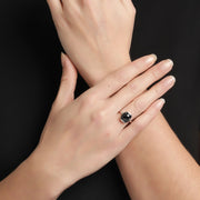 Black Ebony Ring