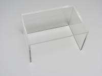 Plexiglashaube 4-seitig transparent: 4 mm  Art-Nr.: 4side-clear_0A000_04