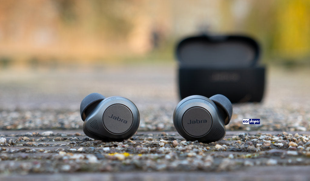 Jabra 85t review earbuds buttons