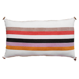 Sowing Aurora Throw Pillow