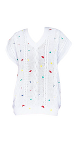 Confetti Vest by PAY'S