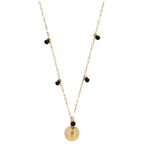Our Lady Medallion Necklaces