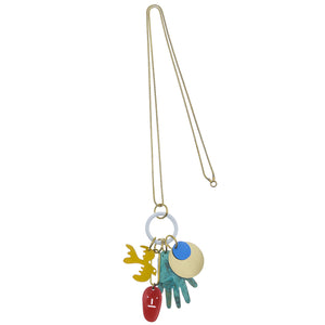 Macumba necklace