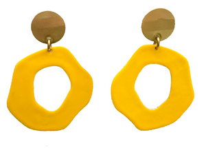 Mancha Sunny Side Earrings