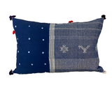 Furnila Indigo Bird Cushion