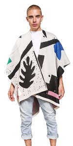 Meridiano Poncho by PAY'S