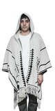 Poncho Reptilectric Hood by PAY'S