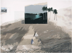 """""""Playa"""" From The Acapulco Series by Carlos Aguirre"""