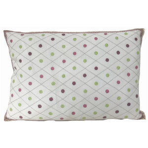 Alba Pink Cushion