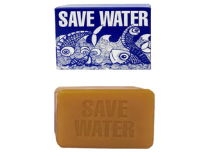 """Soap """"Save The Water"""""""