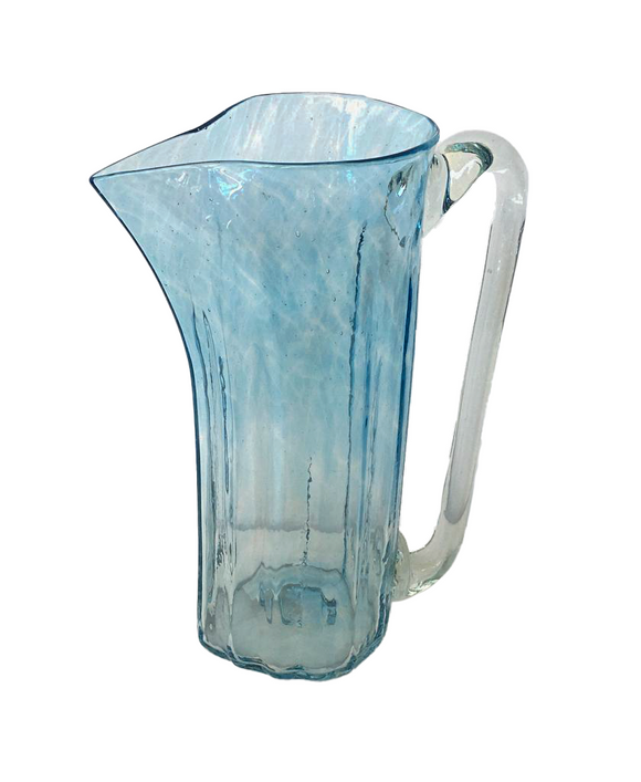 Large Hand Blown Jug