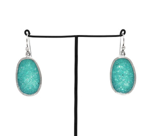 Natasha Quartz Earrings by David Urso