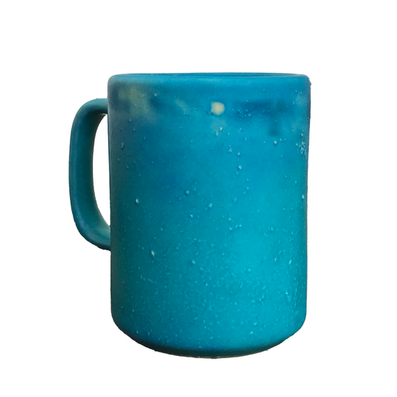 Blue Mug by Evoke the Spirit