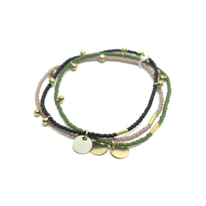 Cali Bracelet Set by Bluma Project