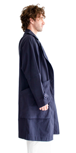 Macadamia Trench Coat by Simple By Trista