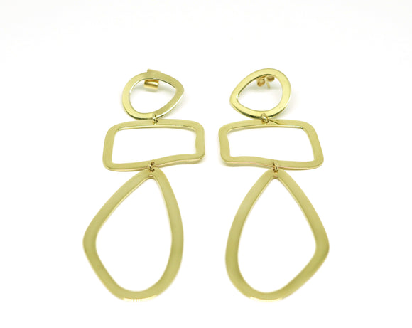 Ara Earrings by Metric Accessories