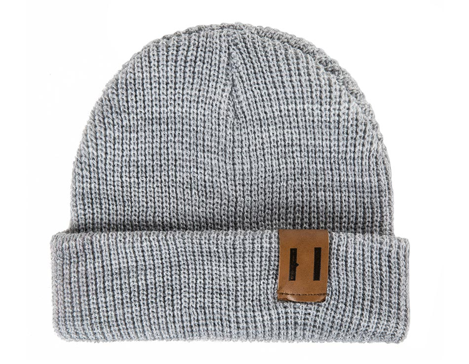 Match Me Beanie - Child - Grey - Beanie Street