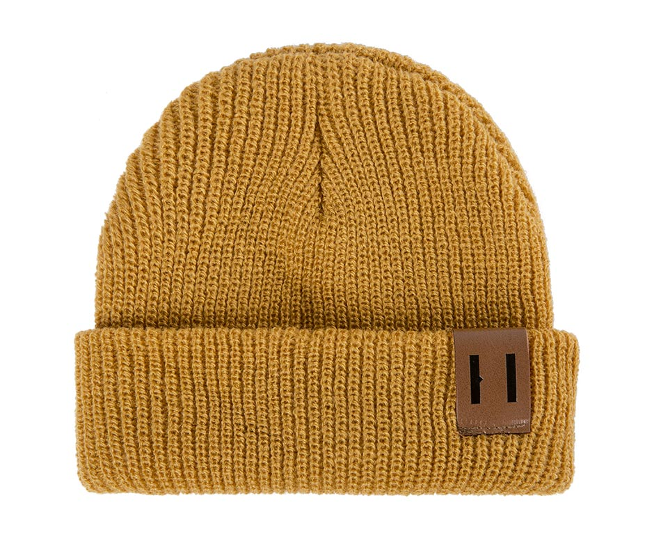 Match Me Beanie - Child - Mustard - Beanie Street