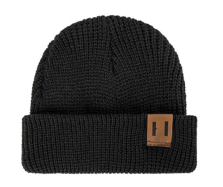Match Me Beanie - Child - Black - Beanie Street