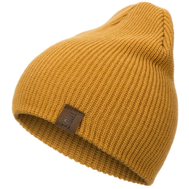 True Beanie - Golden
