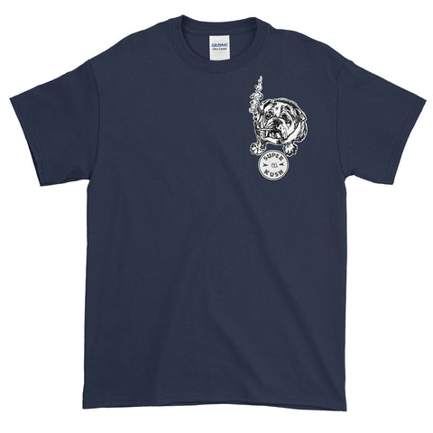 Bull Dog Tee-Tees-SuperKushCo