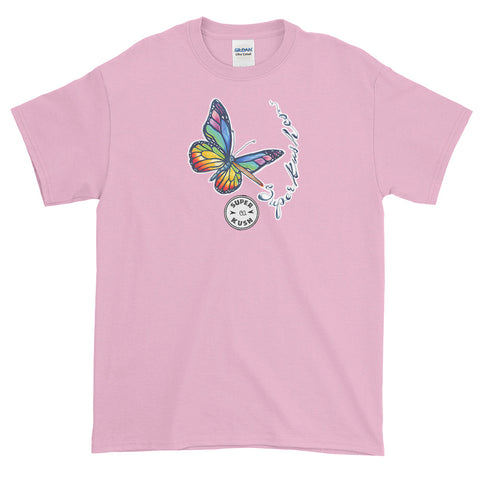 Butterfly Tee-Tees-SuperKushCo