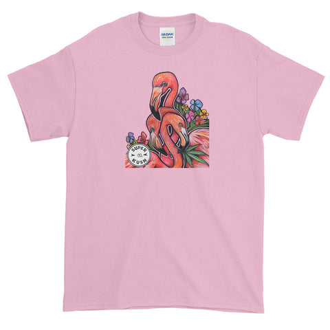 Flamingo Tee-Tees-SuperKushCo