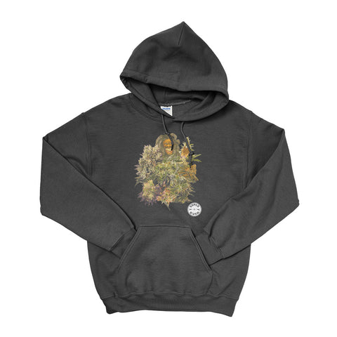 Rasta In Da Bush Hoodie-Hoodies-SuperKushCo