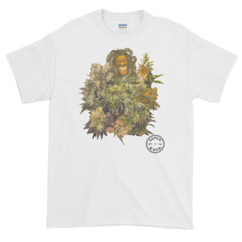 Rasta In Da Bush Tee-Tees-SuperKushCo
