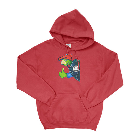 The Turtle Hoodie-Hoodies-SuperKushCo