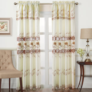 Tania - Macrame Panel - Set of Two - Assorted Colors - Glory Home Design