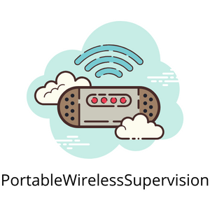 👨‍💻 Portable Wireless Product Supervision