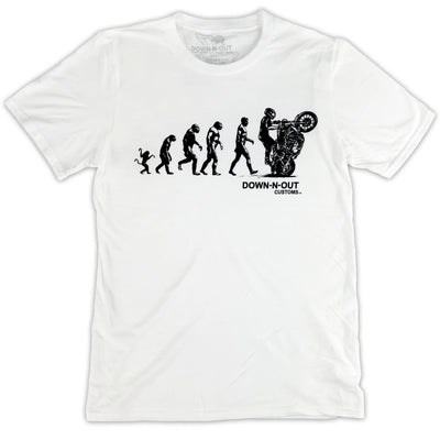 Biker Evolution T-Shirt