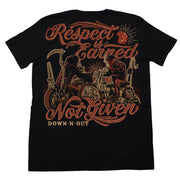 Respect is Earned T-Shirt