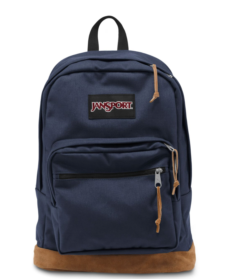 RIGHT PACK BACKPACK - Navy