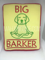 Big Barker - Mah Jongg Tile Dog Toy