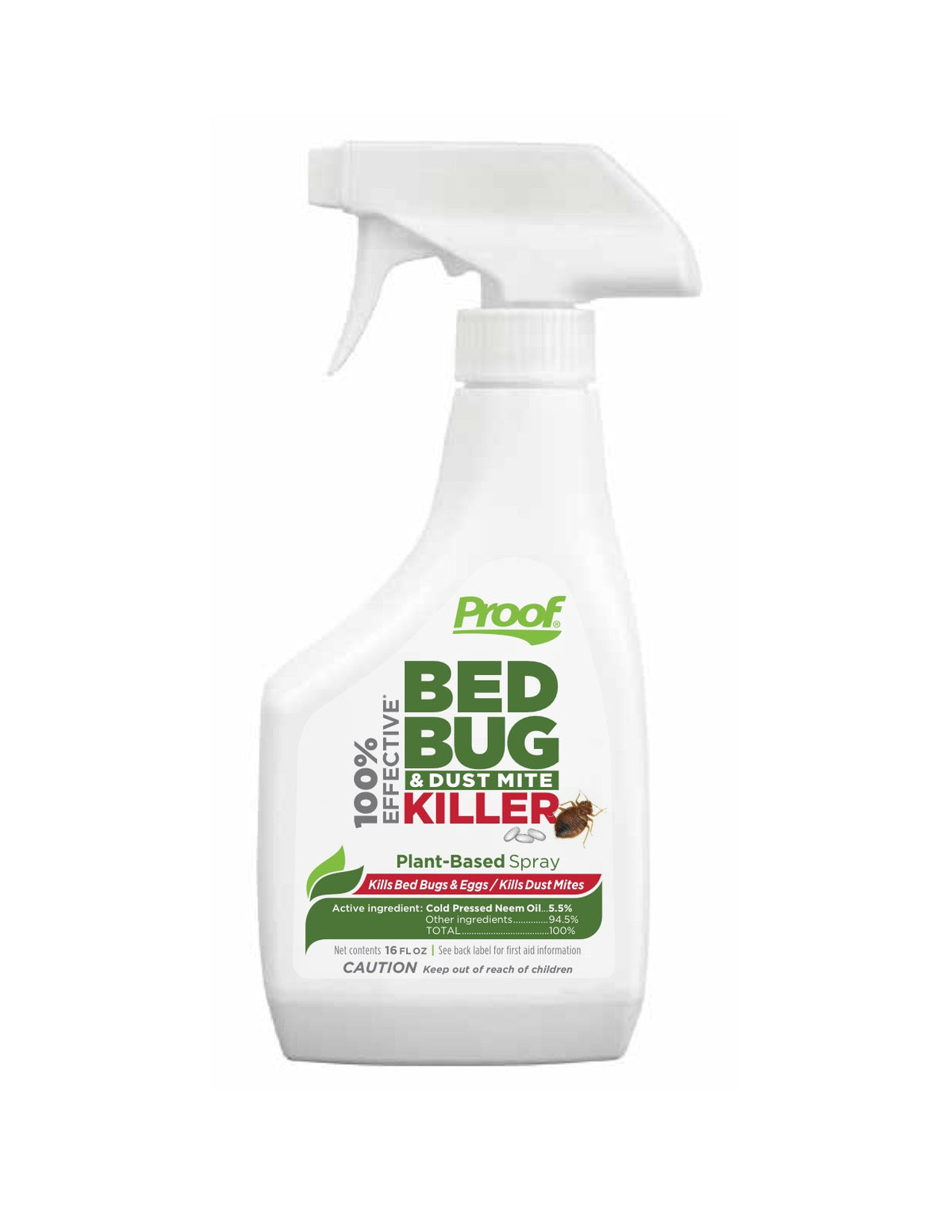 PROOF® Bed Bug Spray