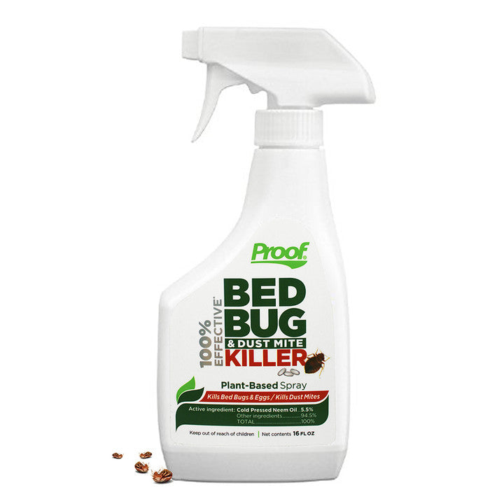 How To Spray Bed Bug Spray