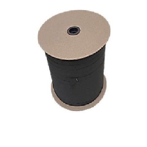 Top Stitch Black Tape 5/8""