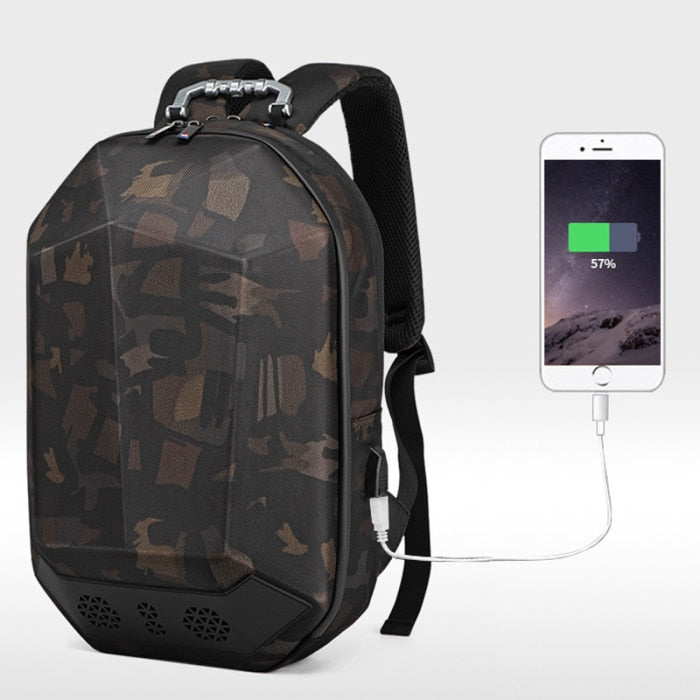Bluetooth Music Speaker Backpack